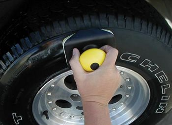 Tire Dressing Applier & Pads