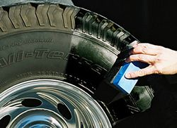 Tire & Rubber Dressing
