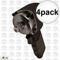 "Astro Pneumatic 1822 1/2"" NANO ONYX Shorty Pneumatic Impact Wrench 4x"