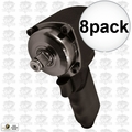 "Astro Pneumatic 1822 1/2"" NANO ONYX Shorty Pneumatic Impact Wrench 8x"