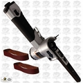 "Astro Pneumatic 3036 Air Belt Sander 3/8""(10mm) by 13""(330mm) + 3 Belts"