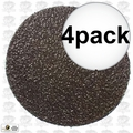 "Astro Pneumatic 3RO36 Surface Conditioning Disc Roloc style 3"" x 36 Grit 4x"
