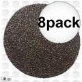 "Astro Pneumatic 3RO36 Surface Conditioning Disc Roloc style 3"" x 36 Grit 8x"