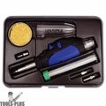 Astro Pneumatic 9473 8pc Butane Micro Pencil Soldering Kit