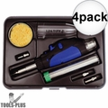 Astro Pneumatic 9473 8pc Butane Micro Pencil Soldering Kit 4x