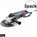 "Bosch 1994-6 9"" High Performance Angle Grinder 3x"