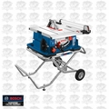 """Bosch 4100-10 10"""" Worksite Table Saw with Gravity Rise Stand"""