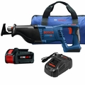 Bosch CRS180-B14 18V 1-1/8 In. Reciprocating Saw Kit with CORE18V Battery