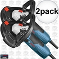 "Bosch CSG15 5"" Concrete Surfacing Grinder + 5"" Cup Wheel + CASE 2x"