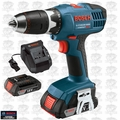 "Bosch DDBB180-02-RT 18V Cordless Lithium-Ion 1/2"" Compact Drill Driver"