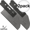 "Bosch FS180ATU 2x 20 TPI 5-3/4"" Fine-Tooth Blade for Power Handsaw"