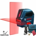 Bosch GLL-50-RT GLL50-RT Self-Leveling Cross-Line Laser (Reconditioned)