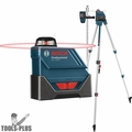 Bosch GLL150ECK-RT Self-Leveling 360° Exterior Laser Complete Kit Recon