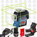 Bosch GLL3-330CG 360° Connected Three-Plane Leveling + Alignment-Line Laser