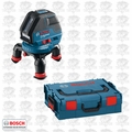 Bosch GLL3-50 Three Line Laser with Layout Beam w/ L-Boxx