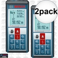 Bosch GLM100C 330' Li-Ion Laser Distance - Angle Measure Bluetooth 2x