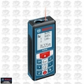 Bosch GLM80 265' Class II 630-670 nm Laser Distance Measure