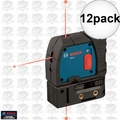 Bosch GPL3 3-Point Self-Leveling Alignment Laser 12x