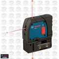 Bosch GPL3-RT Reconditioned 3-Point Self-Leveling Alignment Laser