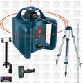 Bosch GRL245HVCK 800' Dual-Axis Self-Leveling Rotary Laser