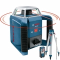 Bosch GRL400HCK Self-Leveling Rotary Laser PLUS Complete Exterior Kit