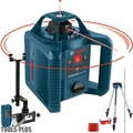 Bosch GRL800-20HVK 800 ft. Self Leveling Rotary Laser Level Kit (Recon)