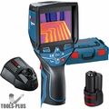 Bosch GTC400C 12V Max Connected Thermal Camera