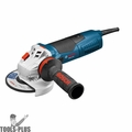 "Bosch GWS13-50 13A 5"" Angle Grinder w/ Lock-on Slide Switch"
