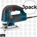 Bosch JS470E-RT 7AMP Top Handle Jigsaw Kit Recon 3x