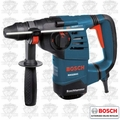 "Bosch RH328VC 1-1/8"" SDS-Plus Rotary Hammer Drill"