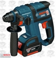 "Bosch RHH181-01 18 Volt Cordless Lith-Ion 3/4"" SDS-Plus Rotary Hammer"
