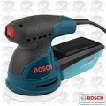 "Bosch ROS20VSK 5"" Variable Speed Random Orbit Sander Kit"