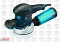 "Bosch ROS65VC-5 5"" Rear-Handle Random Orbit Sander Kit w/ Vibe Control"