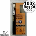 "Bostitch BTBN18PP 3/4"", 1-1/4"", 2"" 18ga Brad Nail Project Pack 100x 900pk"