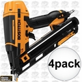 Bostitch BTFP72155 Smart Point 15GA DA Style Angle Finish Nailer Kit 4x