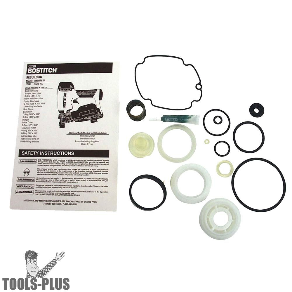 O-Ring Kit for a Bostitch RN46