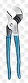 "Channellock 430 10"" Tongue & Groove Pliers"