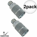 "Coilhose 591 2x 3/8"" NPT Male P Coupler Body Air Fitting"