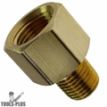 """Coilhose B20604-DL 3/8"""" MPT x 1/4"""" FPT Hex Reducer Bushing"""