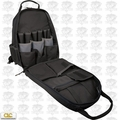 Custom Leathercraft 1134 Carpenter's Tool Backpack w/ Padded Back Support