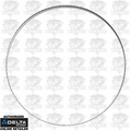 """Delta 28-108 111"""" X 3/16"""" X 10 TPI Timber Wolf Band Saw Blade"""