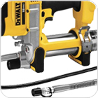 Cordless Grease Guns and Accessories