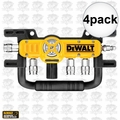 DeWalt D55040 Quadraport Four-Port Air Line Splitter 4x