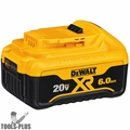 DeWalt DCB206 20V MAX Premium XR 6.0 Ah Lithium Ion Battery Pack