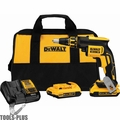 DeWalt DCF620D2 20V Max Bl Drywall Screwgun Kit