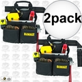 DeWalt DG5433 10-Pocket Carpenter's Nail and Tool Bag 2x