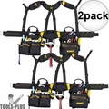 DeWalt DG5617 20 Pocket Pro Framer's Combo with Yoke-Style Suspenders 2x