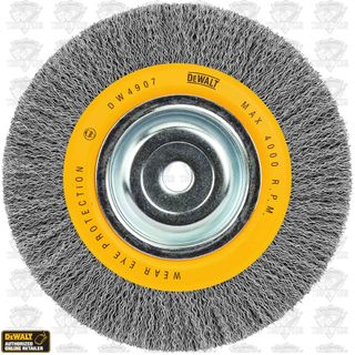 Dewalt Dw4907 8 Quot Bench Grinder Wire Wheel