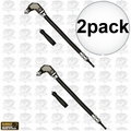 DeWalt DWARAFS Impact Ready Right Angle Flex Shaft 2x
