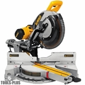 "DeWalt DWS780 12"" Double-Bevel Sliding Compound Miter Saw"